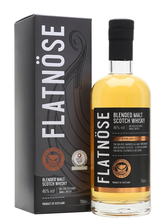 The Islay Boys Flatnöse Blended Malt Blended Malt Scotch Whisky