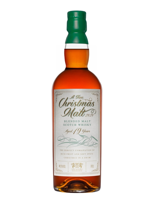 A Fine Christmas Malt 2020 / 19 Year Old Blended Malt Scotch Whisky