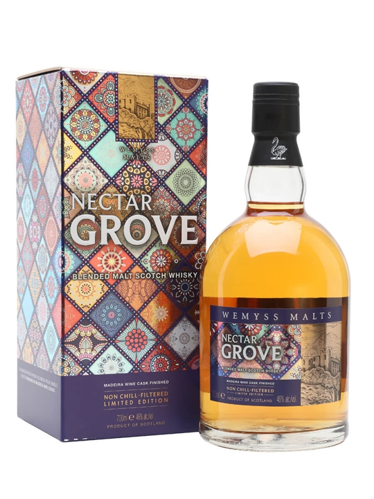 Wemyss Malts Nectar Grove / Family Collection Blended Whisky
