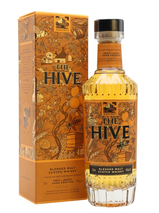 Wemyss Malts The Hive Blended Malt Scotch Whisky