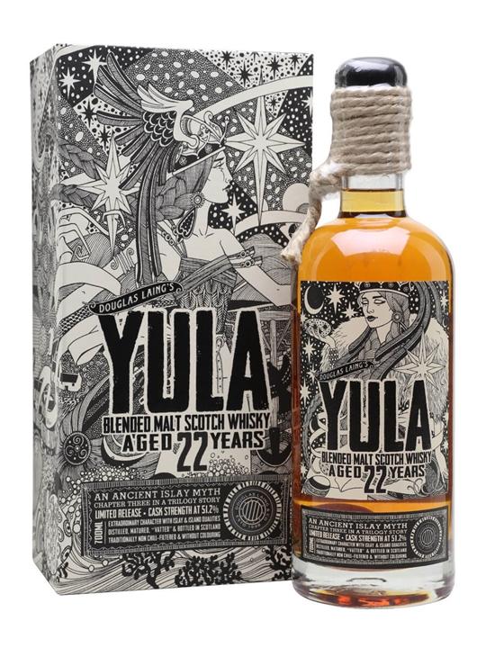 Yula 22 Year Old / Chapter Three / Douglas Laing Blended Whisky