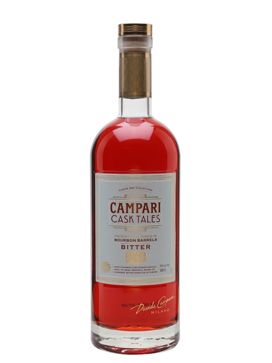Campari Bitter Cask Tales / Bourbon Finish