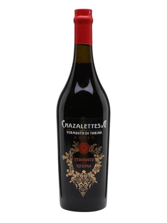 Chazalettes Rosso della Regina Vermouth