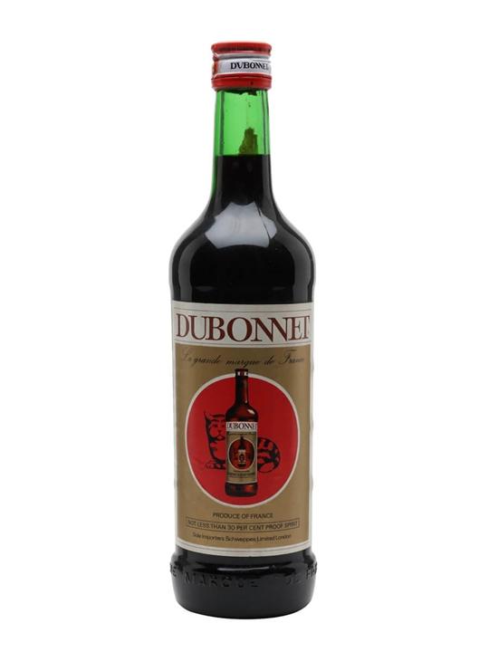 Dubonnet Wine Aperitif / Bot.1970s
