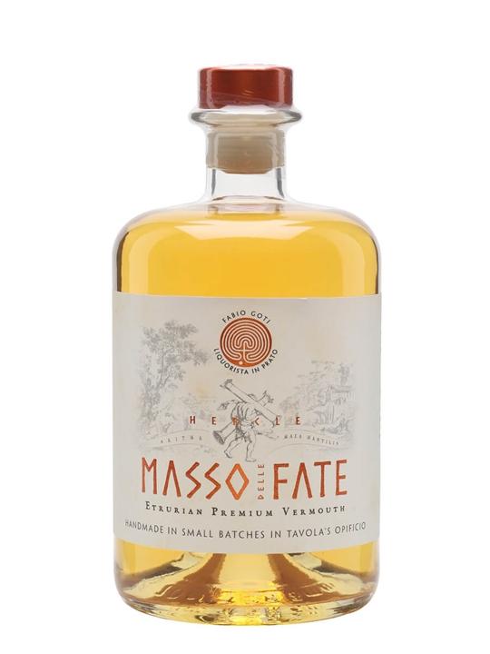 Fabio Goti Masso Delle Fate Vermouth