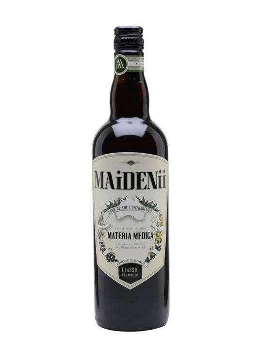 Maidenii Rosso Vermouth