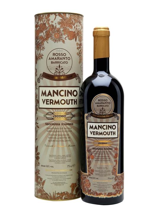 Mancino Vecchio Vermouth 2012 / Bot.2013