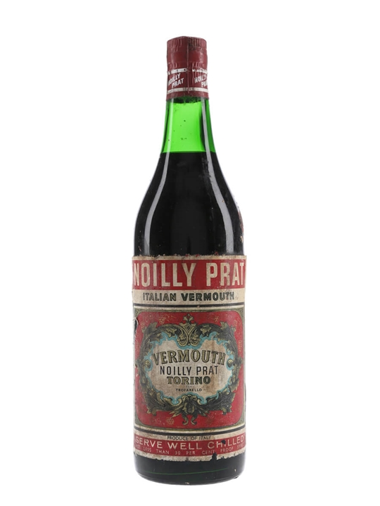 Noilly Prat Vermouth / Bot.1960s / Made in Italy
