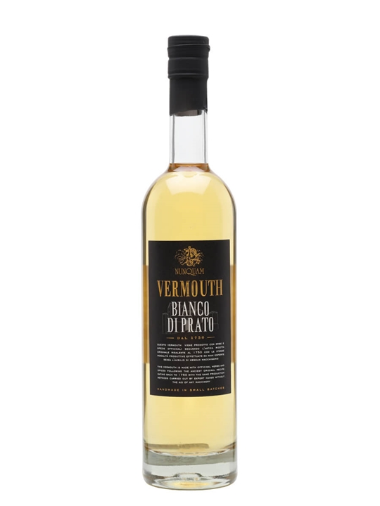 Nunquam Vermouth Bianco di Prato