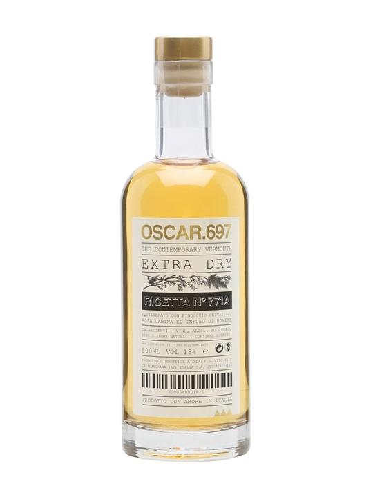 Oscar 697 Extra Dry Vermouth