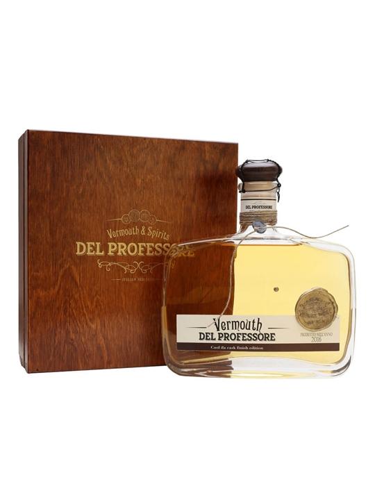 Islay Barrel Aged Vermouth Del Professore
