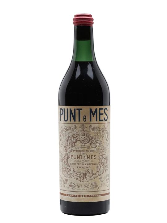 Punt E Mes Vermouth / Carpano / Bot.1950s