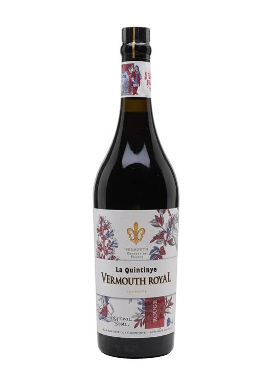 La Quintinye Vermouth Royal Rouge
