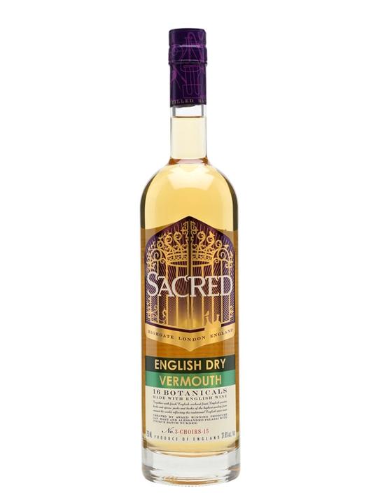 Sacred English Dry Vermouth