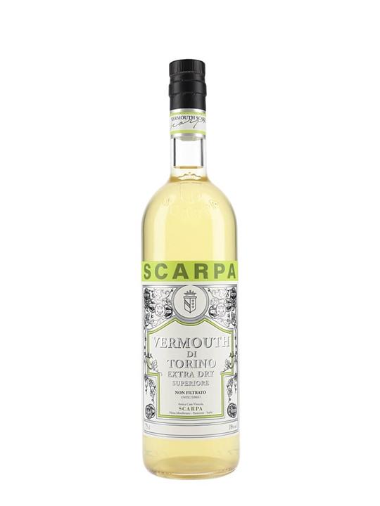 Scarpa Extra Dry Vermouth di Torino