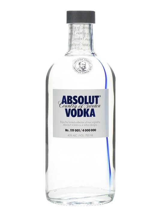 Absolut Originality Vodka