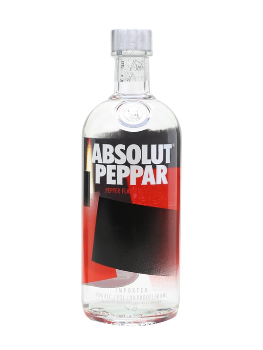 Absolut Pepper Vodka