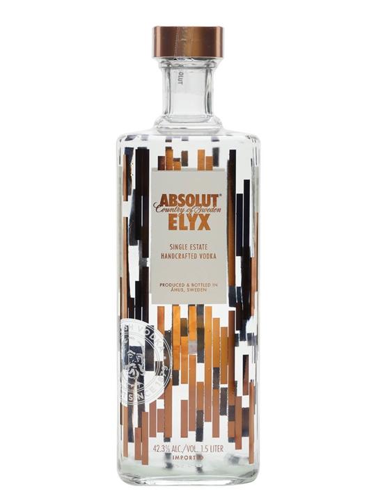 Absolut Elyx / Magnum