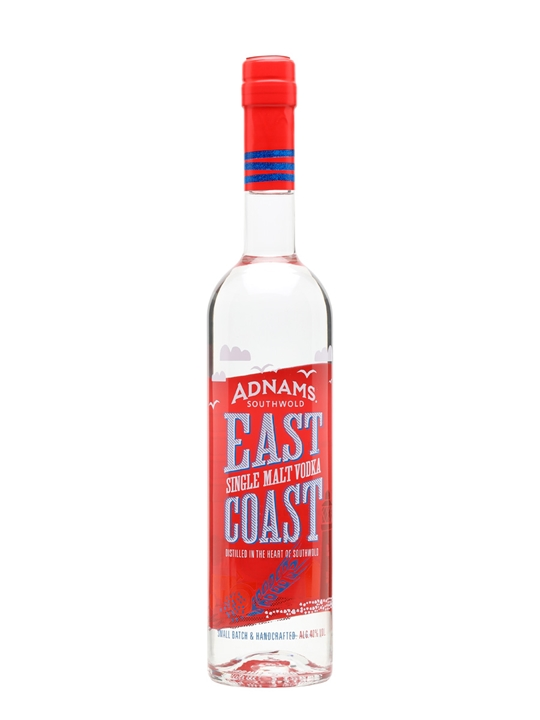 Adnams East Coast Single Malt Vodka