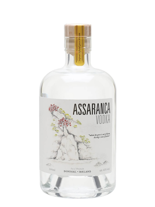 Assaranca Vodka
