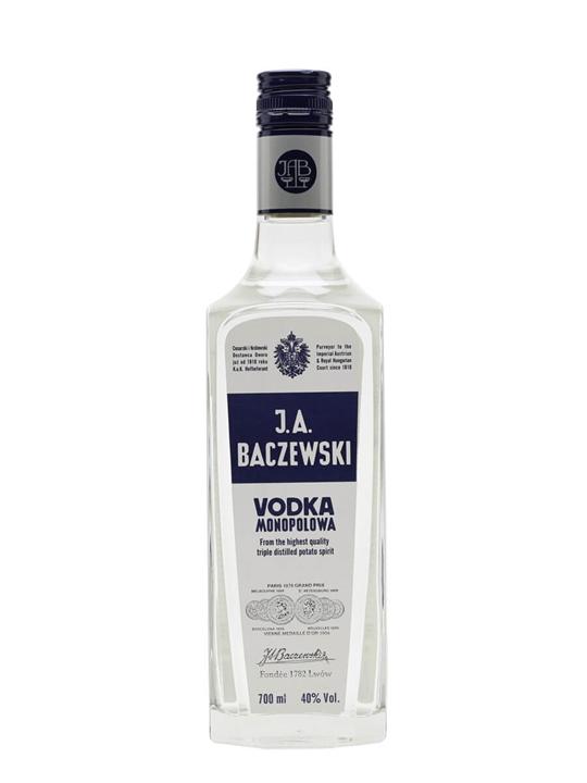 Baczewski Vodka Monopolowa