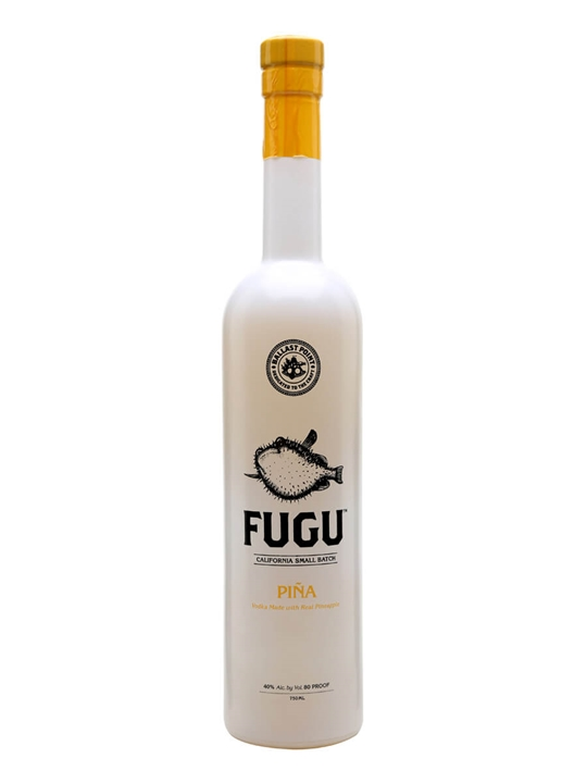 Ballast Point Fugu Pina Vodka