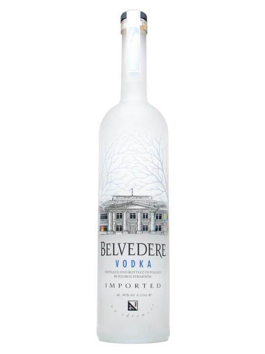 Belvedere Vodka / Methuselah