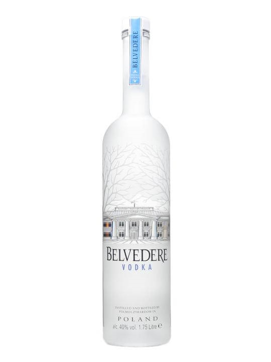Belvedere Vodka / Light Up Magnum