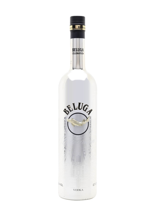 Beluga Noble Celebration Gold Vodka