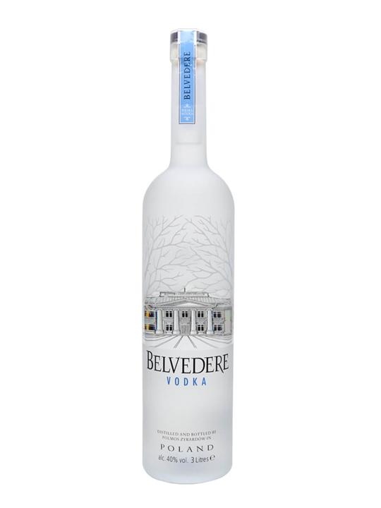 Belvedere Vodka / Jeroboam
