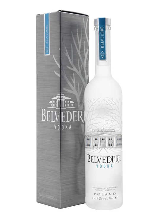 Belvedere Vodka / Gift Box