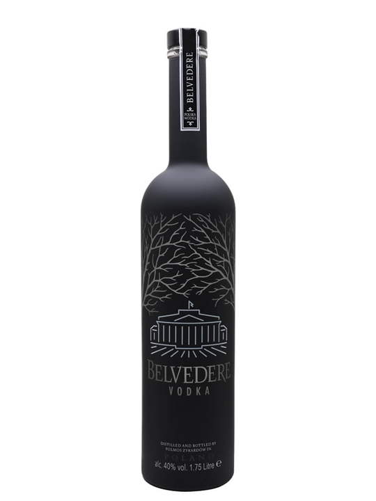 Belvedere Vodka Midnight Sabre / Magnum