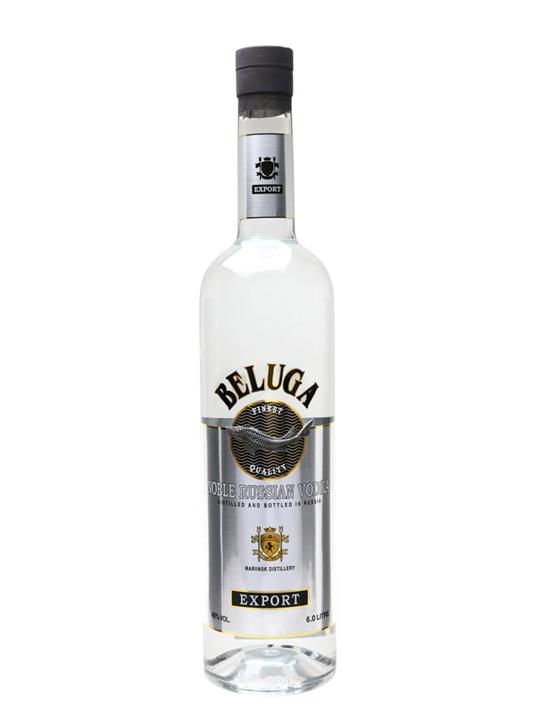 Beluga Noble Vodka / Methuselah