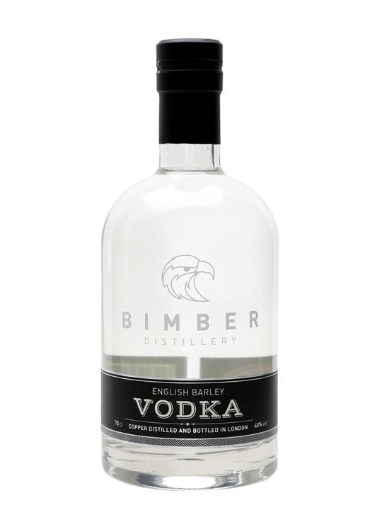 Bimber English Barley Vodka