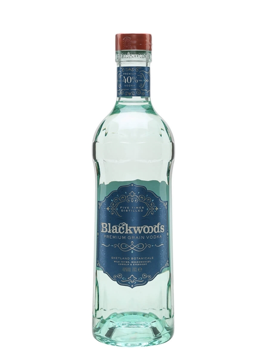Blackwoods Botanical Vodka