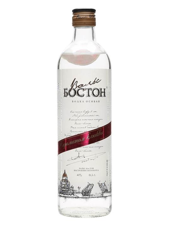 Boston Cranberry Vodka