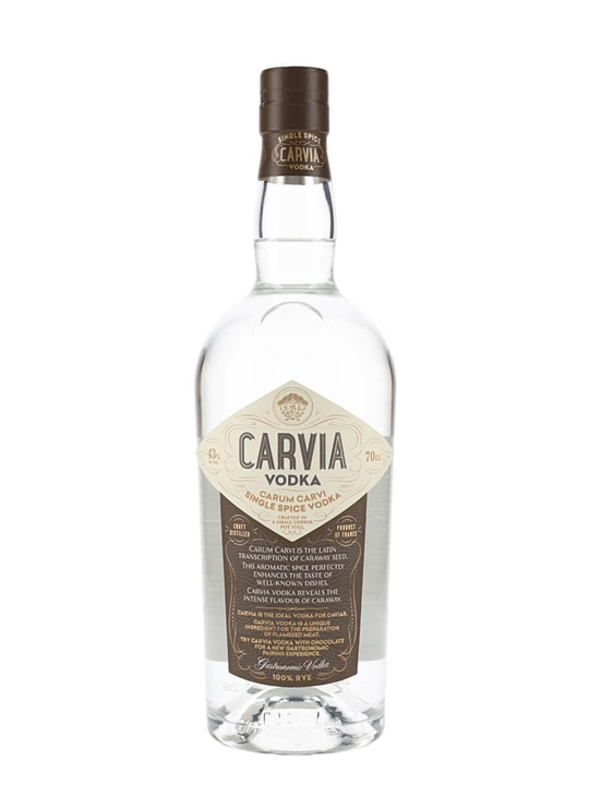 Carvia Single Spice Vodka