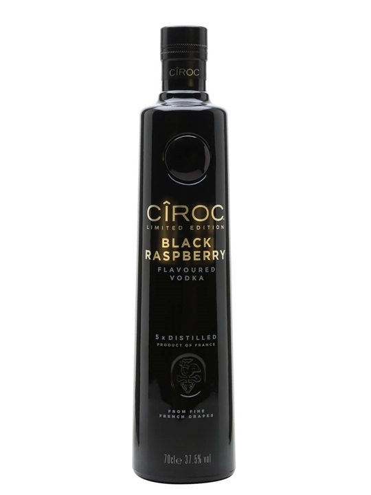 Ciroc Black Raspberry Vodka / Limited Edition