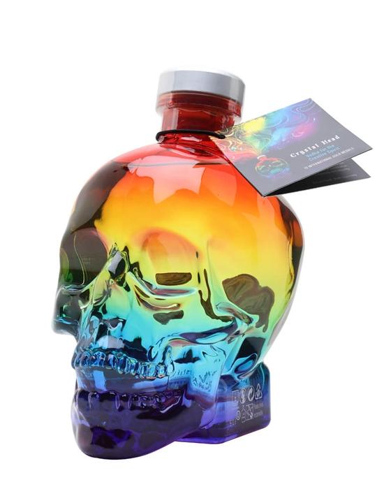 Crystal Head Pride Vodka