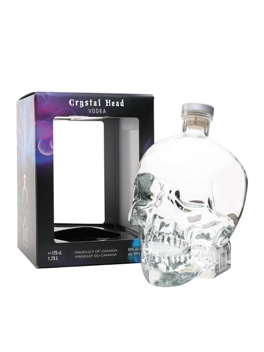 Crystal Head Vodka / Large Bottle