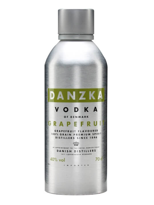Danzka Grapefruit Vodka