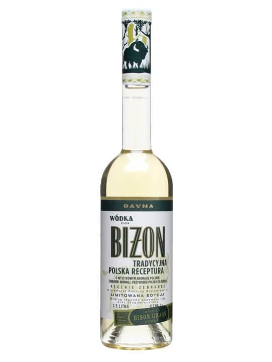Davna Bizon (Bison Grass) Vodka
