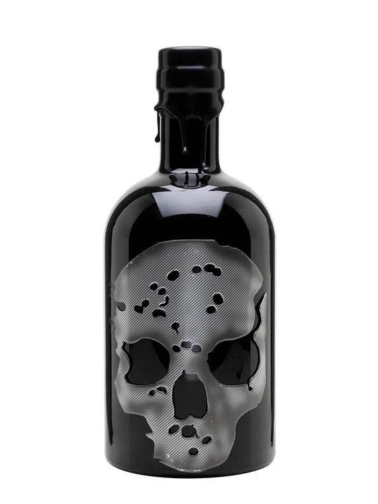 Ghost Vodka Silver Skull