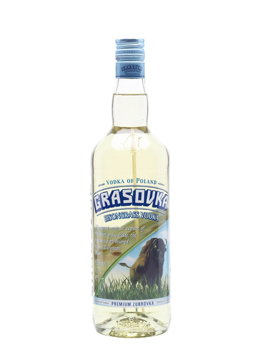 Grasovka Bisongrass Vodka (40%)