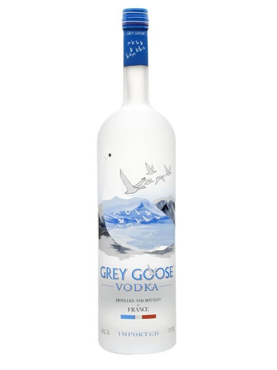 Grey Goose Vodka / US Magnum