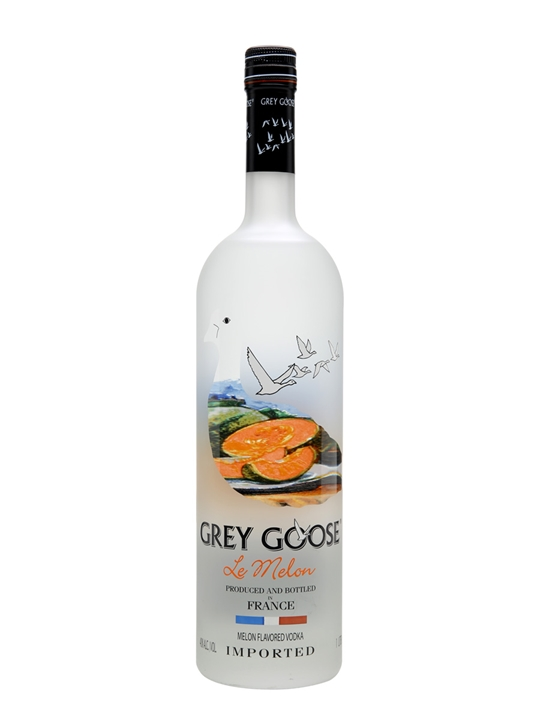 Grey Goose Vodka Melon / Litre