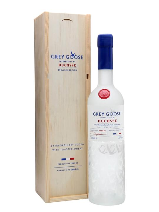 Grey Goose Vodka Alain Ducasse