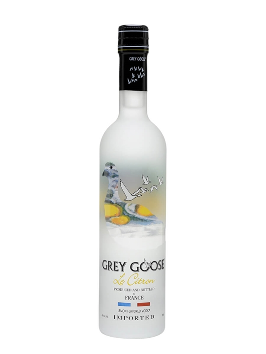 Grey Goose Le Citron / Small Bottle