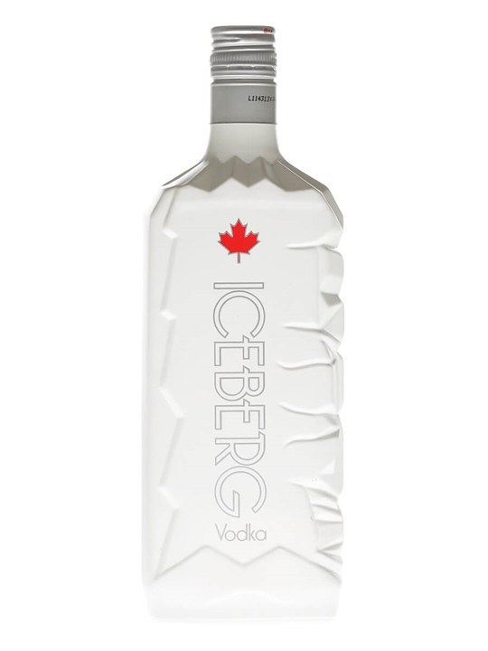 Iceberg Vodka Superior White Edition