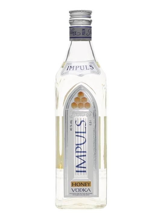 Impuls Honey Vodka / Polmos